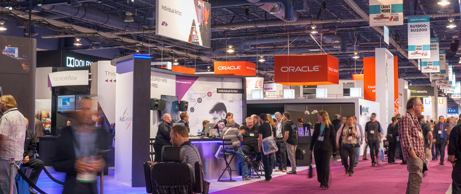 Trade Show Booth Edmonton : The benefits of well designed trade show booths and displays
