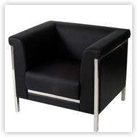 Square Back Tub Chair