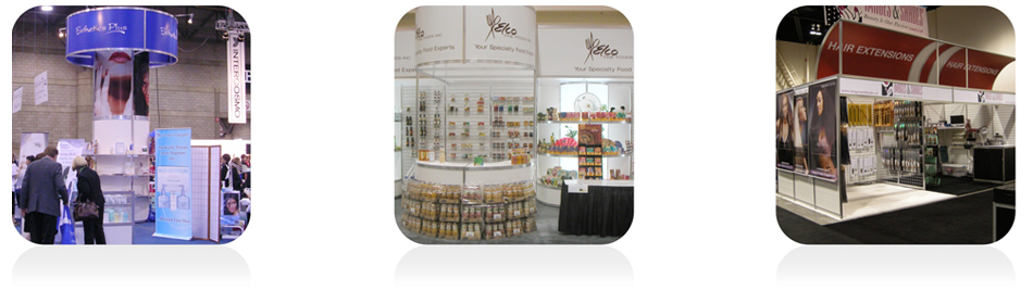 Trade Show Booth Edmonton : Trade show supplies for edmonton red deer and vancouver goodkey